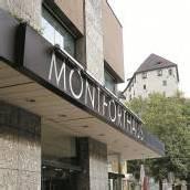 Montforthaus wird plattgemacht