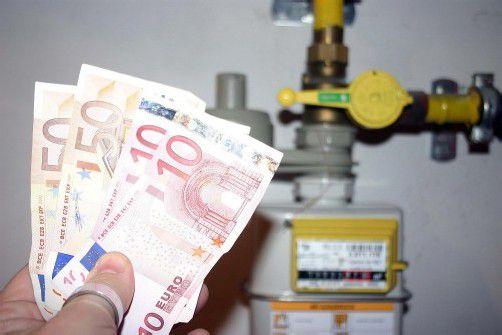 Energiekosten sind meist die größten Nebenkosten. Foto: Mez