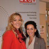 Evelyn Dorn (l.) und Karin Furtner.