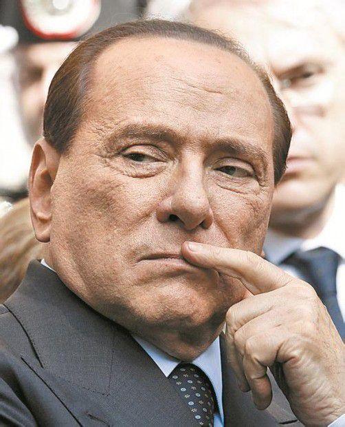 Ex-Premier Berlusconi plant keine politische Rückkehr. Foto: AP