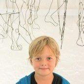 Florian Winsauer ist acht Jahre alt und lebt in Thüringen.