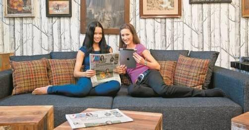 Frauen aufgepasst: Werden Sie Leserbeirätin und helfen Sie mit, dass die VN (sowohl in Papierform als auch am iPad) noch besser werden. Foto: VN/P. steurer