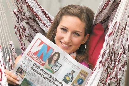 Für den neuen Leserbeirat werden engagierte Frauen gesucht. VN