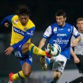 Der FC Lustenau erntet weiter fleißig Punkte