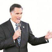 Romney blamiert sich mit Versprecher