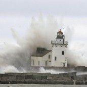 Hurrikan Sandy hinterließ Chaos und Verwüstung