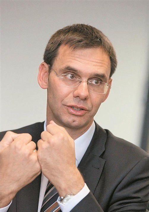 Gesundheitsreform: Wallner sieht offene Fragen. Foto: VN/Hartinger