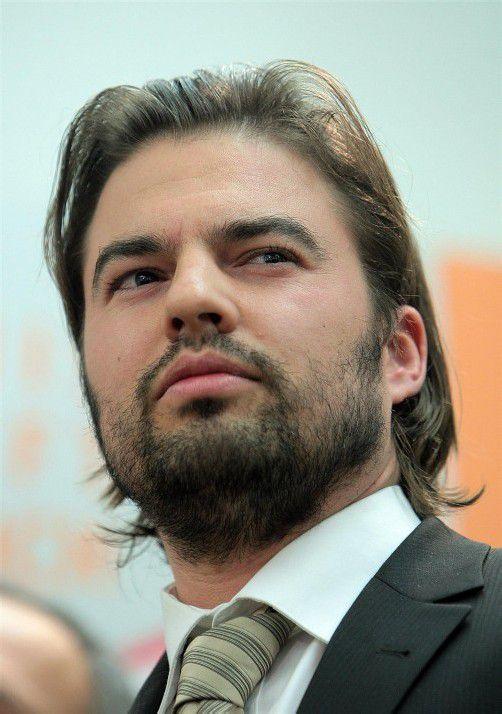 Gilt als BZÖ-Wackelkandidat: Stefan Markowitz. Foto: apa