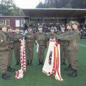 Sportplatz als Schauplatz für Heeres-Festakt