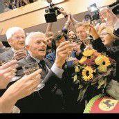 Deutsche Grüne sehen sich nach dem Triumph in Stuttgart gestärkt