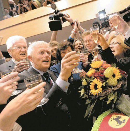 Grünen-Politiker Kuhn führt künftig Stuttgart. Foto: EPA