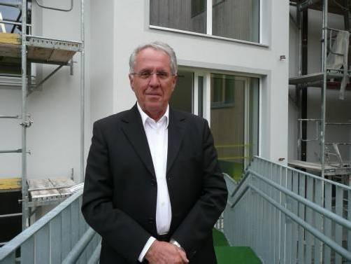 Günter Lampert legt VOGEWOSI-Aufsichtratsvorsitz zurück.