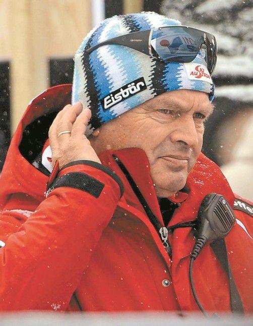 Hans Pum: Ein Lauf reicht für Weltcuppunkte. Foto: apa