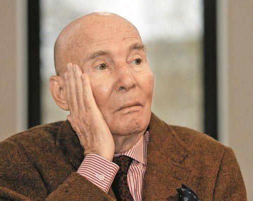 Hans Werner Henze ist 86-jährig gestorben. Foto: dpad