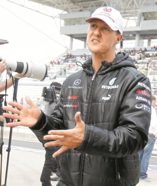Hat Erklärungsbedarf: Michael Schumacher. Foto: apa