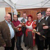Rankweil: Bockbier vom Fass freute Gästerunde