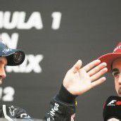 Vettel wird das Gerücht nicht los