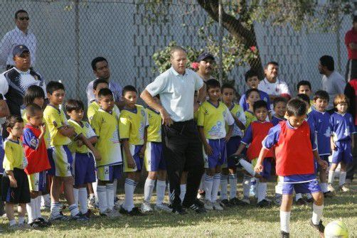 """Horst Wein hat nicht nur den Kinderfußball revolutioniert, sondern auch maßgeblich am """"Tiki-Taka""""-Fußball von Barcelona mitgearbeitet. Privat"""