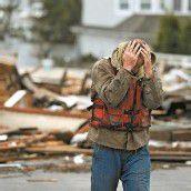 """Hurrikan """"Sandy"""" hinterließ eine Spur der Verwüstung. Die Menschen sind verzweifelt. Foto: Reuters"""