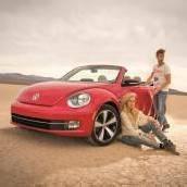 VW zeigt das Beetle Cabrio