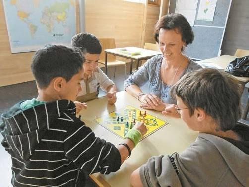 Im Lerncafé werden Kinder und Jugendliche in entspannter Atmosphäre ganzheitlich gefördert. Foto: CV