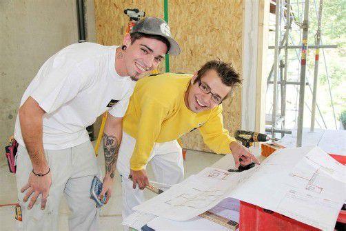 Gerade die Ausbildung junger Menschen spielt im Vorarlberger Gewerbe und Handwerk eine bedeutende Rolle.