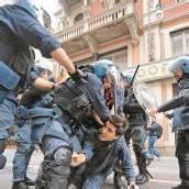 Ausschreitungen bei Studentenprotesten in Italien