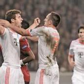 Bayern nach 1:0 wieder auf Kurs