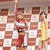Marco Haller zeigte mit Sieg in Peking auf