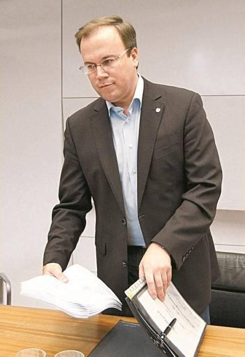 Kärntens Finanzlandesrat Harald Dobernig. Foto: APA
