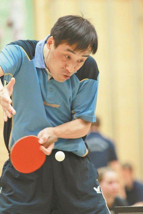 Kennelbachs Nummer eins, Zhenhua Jin. Foto: shourot