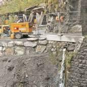 Schaufelschluchtbrücke ungehindert befahrbar