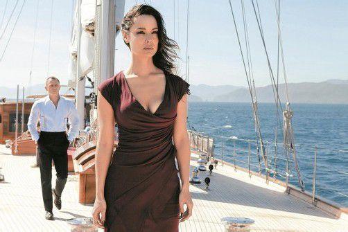 """Kritiker haben """"Skyfall"""" nach der Premiere im Großbritannien bereits als einen der besten Bond-Streifen überhaupt bezeichnet. Bond-Girl ist dieses Mal Bérénice Marlohe."""