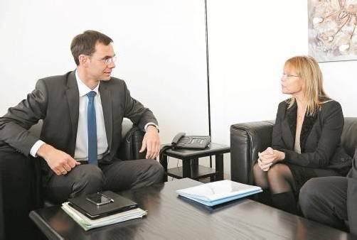 LH Wallner fordert eine Änderung der Vorlage von Justizministerin Beatrix Karl. Foto: VN/Stiplovsek