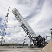 Dragon startet ersten Versorgungsflug zur ISS