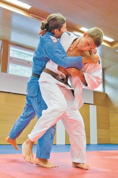 Laurin Böhler gewann Bronze in der U-23-Klasse. Foto: steurer