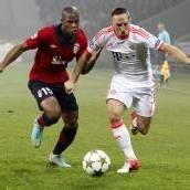 FC Bayern mit einem Kraftakt