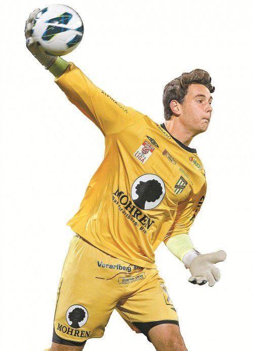 Lukas Hefel erlebte bei seinem Liga-Debüt eine Achterbahnfahrt. Fotos: gepa