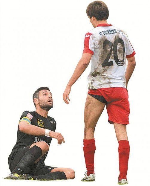 Manuel Honeck (r.) und Serkan Yildiz. Fotos: Hartinger/4