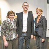 Marie-Louise Hinterauer (l.), Herbert Kaufmann und Petra Kreuzer.