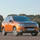 Mitsubishi bringt neuen Outlander in den Handel