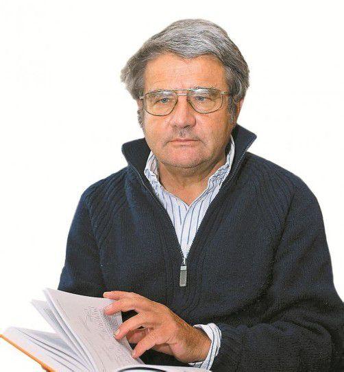 Meinungsforscher Edwin Berndt