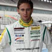 Marco Holzer bleibt weiter im Titelrennen