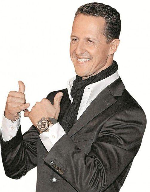 Michael Schumacher. Foto: apa