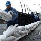 Amerikaner bereiten sich auf Hurrikan Sandy vor