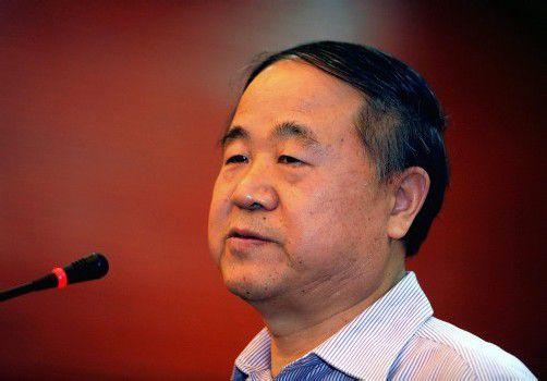 Mo Yan fordert Freiheit für den Friedensnobelpreisträger. Foto: AP