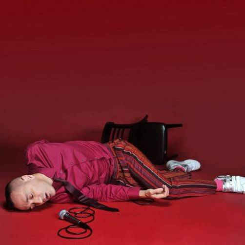 Musikalisches Exzentriker-Gipfeltreffen: Theo Bleckmann haucht Kate Bush's Songs neues Leben ein.   FOTO: spielboden
