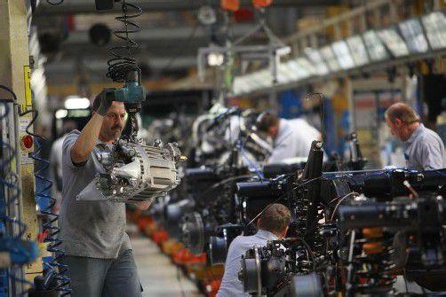 Nach zwei guten Jahren haben sich die 60.000 Mitarbeiter auf schwierigere Zeiten einzustellen. Foto: apa