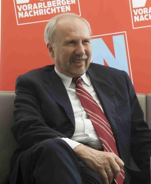 Nationalbank-Gouverneur Ewald Nowotny. Foto: VN/paulitsch