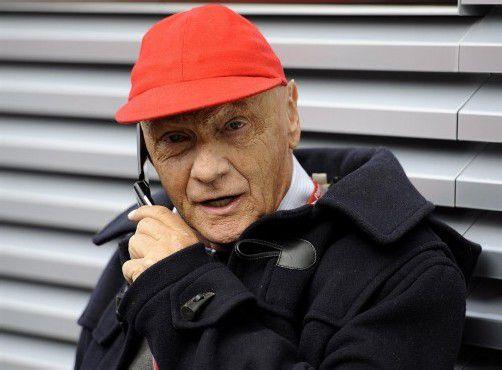 Niki Lauda soll am Mittwochnachmittag aussagen. foto: ap